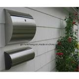 Caixa postal clássica do aço inoxidável (HS-MB-019)