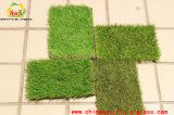 Giardino che modific il terrenoare il tappeto erboso artificiale verde del PPE con 5-10 anni di Warrantly