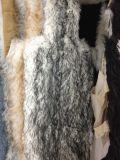 Winter-Wolle füllt Auto-Matten-lange Haar-Kissen auf