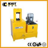 Machine hydraulique de presse de corde de fil d'acier de prix usine