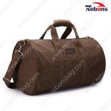 Duffel van de Bagage van de Sporten van de Reis PVC/Leather Zakken de van uitstekende kwaliteit