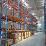 Puder-Beschichtung-Metallspeicher-Regal-Ladeplatten-Racking