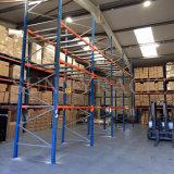 Cremalheira de aço industrial do armazenamento resistente