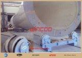 Rotator do tanque para o tipo pesado rolo do sopro de areia do Rotator de Prssure Vessle do Rotator/do rolo