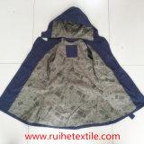 Manteau de fossé/pardessus/veste/Hoodie tissés pour des femmes