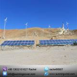 供給の5000Wからの格子によって接続される風力