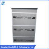 Tag passivo da freqüência ultraelevada RFID com estrangeiro da microplaqueta