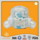 Zusammengesetzte Breathable Backsheet wegwerfbare Baby-Windel (A-KE)