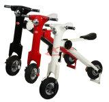 12V/24V/36V/48V fettes Fahrrad des Gummireifen-E, das elektrisches Fahrrad faltet