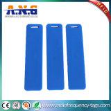 Modifica dell'indumento del silicone RFID di resistenza di temperatura di frequenza ultraelevata