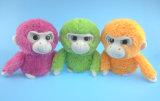 Le singe bourré mou de peluche joue 3 Asst.