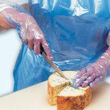 Пластичные устранимые перчатки пластмассы LDPE