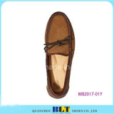 Горячие ботинки шлюпки кожи тавра сбывания