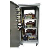 estabilizador trifásico Tns-30kVA del voltaje del motor servo 30kVA