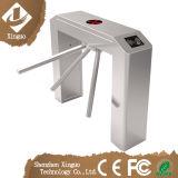 문 안전 접근 제한 RFID 자동적인 삼각 십자형 회전식 문