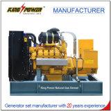 gerador importado do gás natural de 120kw Doosan (motor) com radiador doméstico