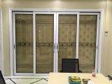 Раздвижная дверь надувательства самая лучшая алюминиевая стеклянная (RA-G127)