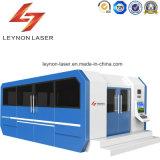 Machine de découpage de laser de fibre de Ln1530 1000W pour l'alliage titanique