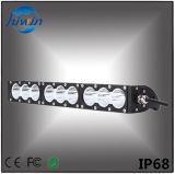 Lumens élevés de la barre 90W d'éclairage LED de 16.6 pouces pour les pièces de rechange de qualité du camion SUV UTV de 4WD Affroad pour des véhicules