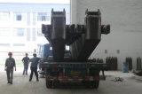 Trabalho de solda personalizado da fabricação da construção de aço