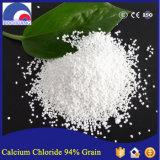 Agente do derretimento da neve do cloreto de cálcio