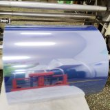 Твердая пленка пластмассы PVC/PVDC для фармацевтической упаковки волдыря