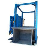 Grande compressor dos desperdícios do tamanho com certificação do ISO