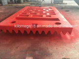 Gutes Quality Jaw Plate für Jaw Crusher