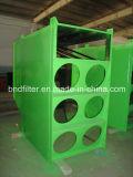 Impuls-Strahlen-Reinigungs-Staub-Abgassammler