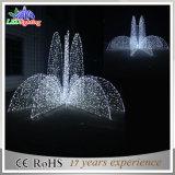 Dekoratives LED im Freienbrunnen-Licht des Twinkle-Partei-Dekoration-Weihnachten