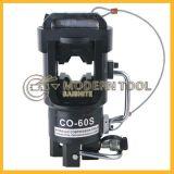 (CO-60S) Гидровлический гофрируя инструмент (гофрируя головка)
