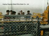 загородка звена цепи провода ширины 2m-4m полноавтоматическая двойная делая машину