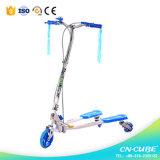 安全な品質2の車輪のかわいい子供スクーター、スクーターはおもちゃの安い価格をからかう