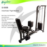 単一のStation Equipment/Inner/Outer Thigh Machine/Gym