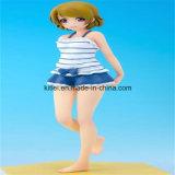 Nombre d'actions jouets en plastique sexy d'ICTI de bébé de souvenir de poupée de dessin animé