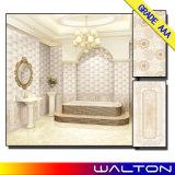 Telha cerâmica vitrificada da parede do projeto moderno do material de construção 300*600