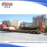Jiangsu-Lieferanten-Hochleistungs4 Wellen-Transport Lowbed halb Schlussteil