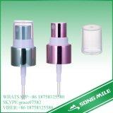 24/415 de pulverizador com nervuras plástico da névoa do fechamento de Translument