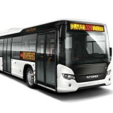 Signe de message de destination de l'autobus LED