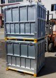 Contenitore della saldatura di acciaio del deposito doganale
