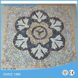 Modelo de estrella Mosaico de mármol