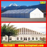 Tienda de aluminio permanente del pabellón de la carpa de 500 asientos para el banquete de boda