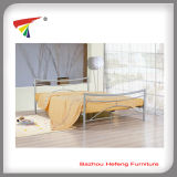 Doppeltes Bett des modernes Metall2015 (HF035)