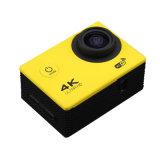 Appareil-photo imperméable à l'eau d'action de sport de l'appareil-photo 4k 15fps 30m de sport de type du héros 4 de Gopro