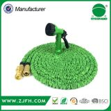 75FT Solid Brass Ends Gardening Tool Flexible Magic Garden Hose