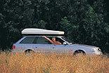 Barraca dura da parte superior do telhado do carro da fibra de vidro do escudo para o acampamento ao ar livre