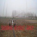 관개 시설을 뿌리는 Kx75-300 권선 호스