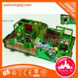 子供の演劇装置LLDPEの屋内運動場装置の価格