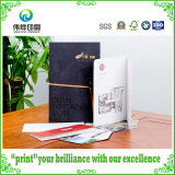 Varnish UV Paper Brochures/Cataloge para Famous Real Estate Group