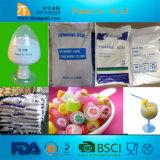 Polvo del ácido fumárico de la categoría alimenticia de la alta calidad/del ácido fumárico
